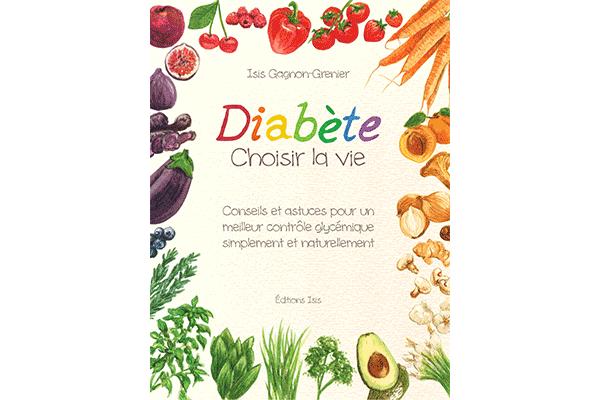 Couverture du livre Diabète choisir la vie