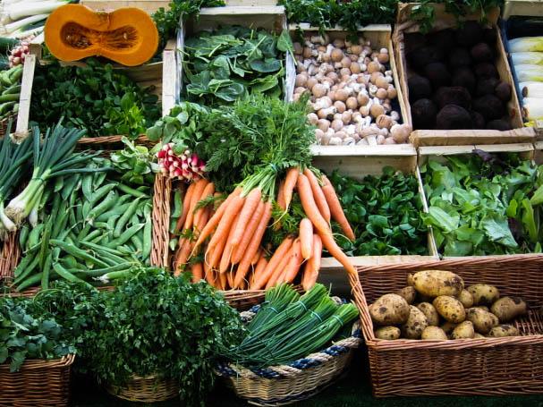 Dix groupes alimentaires végétaux