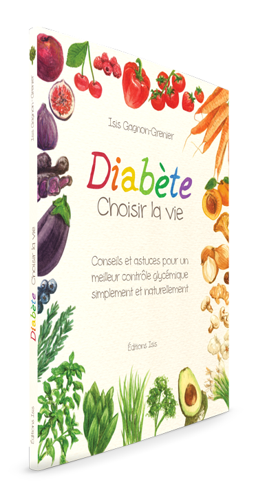 livre Diabète choisir la vie