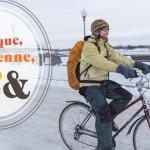 Diabétique, végétalienne, à vélo et enceinte